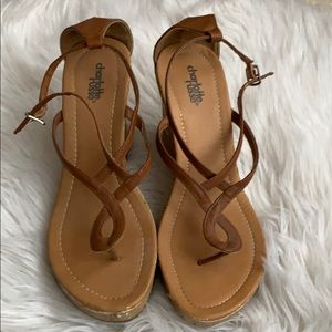 Charlottes Russe Wedges
